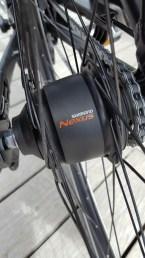 Shimano Nexus 8sp hub