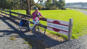 Near the end at Lilydale