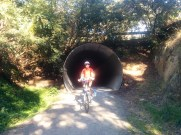 Wooohooo a tunnel!