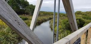 Bridge over the Mahinapua waterways
