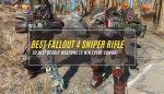 Fallout 4 Sniper Rifle