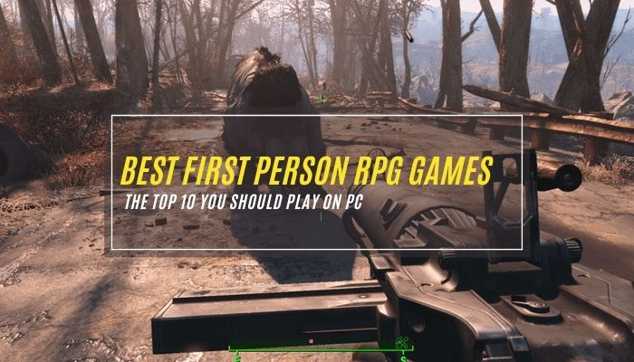 First Person RPG Games