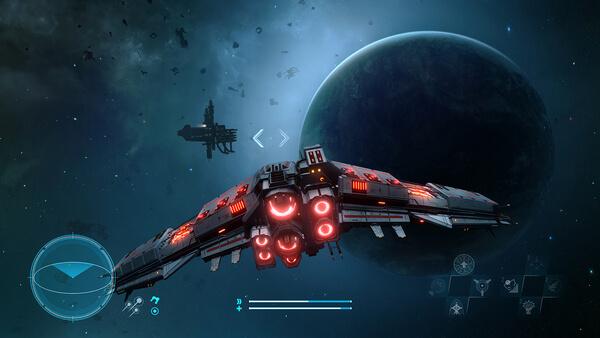 Starpoint Gemini Warlord