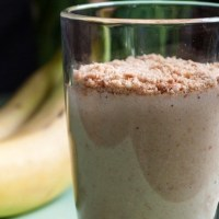 Banana Digestive smoothie