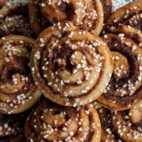 Cinnamon bun day
