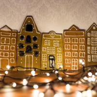 Gingerbread Amsterdam