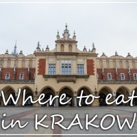 A foodie's guide to Krakow