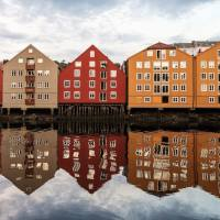 How I took my dad to Trondheim (and what we ate)