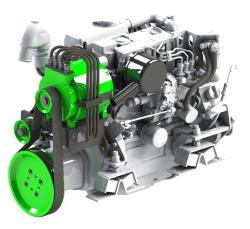 Hybrid diesel