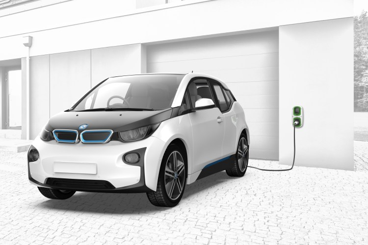 Home EV chargers by ECC UK