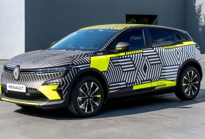 Renault Mégane E-Tech Electric Exterior