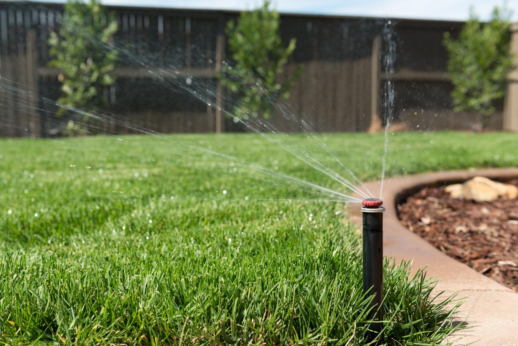 How Do Lawn Sprinkler Systems Work