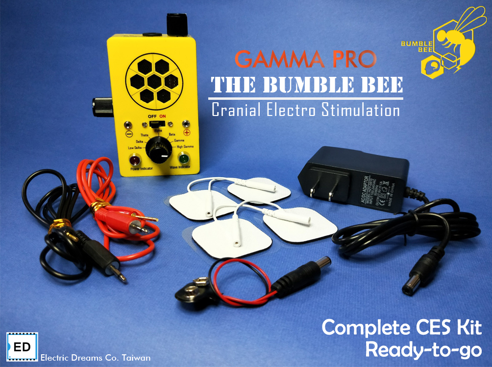 Bumble Bee Gamma Pro ($115 USD) - Bumble Bee CES