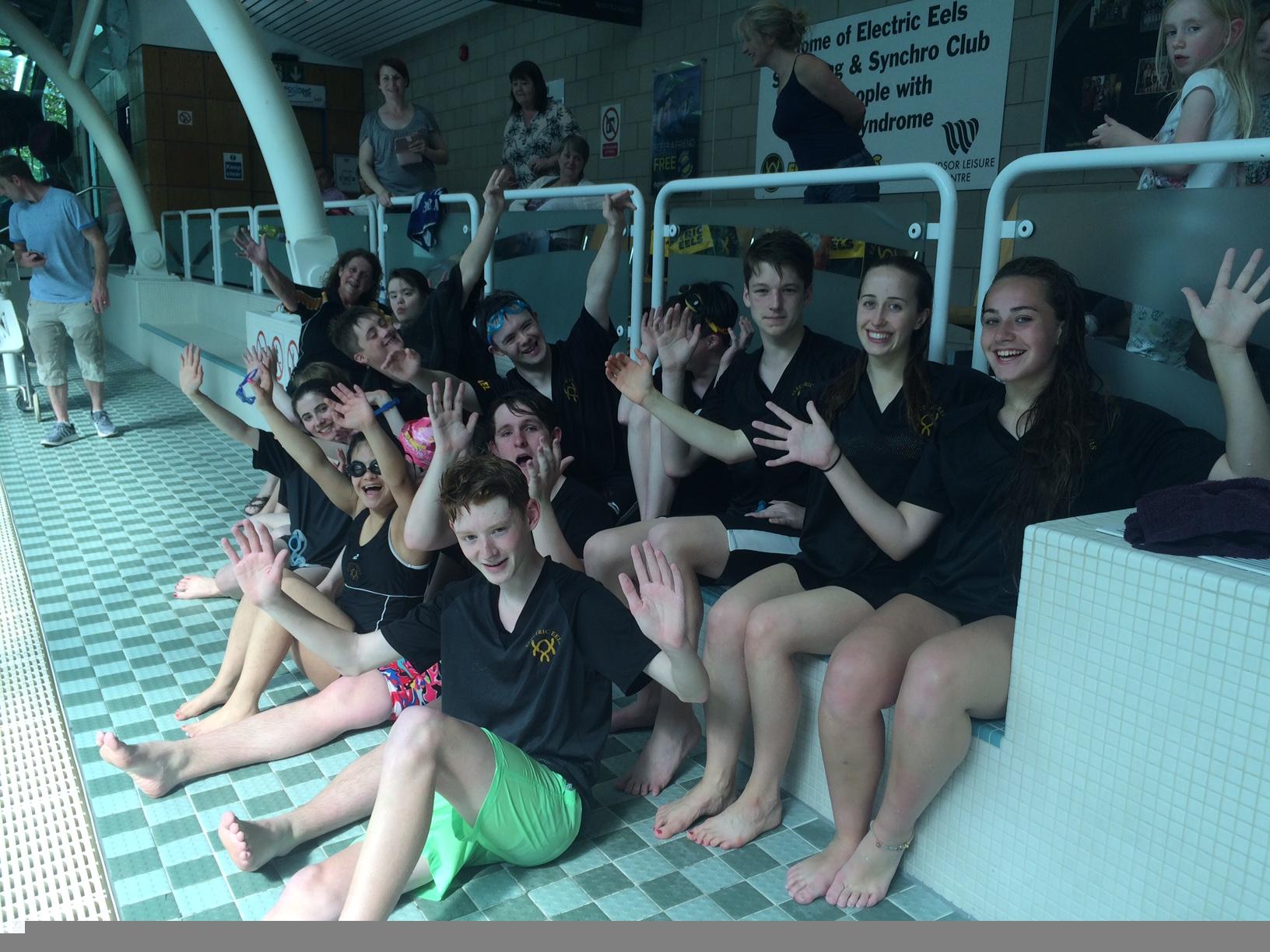 May 15th, 2016 Windsor Lions Club Sponsored Swim