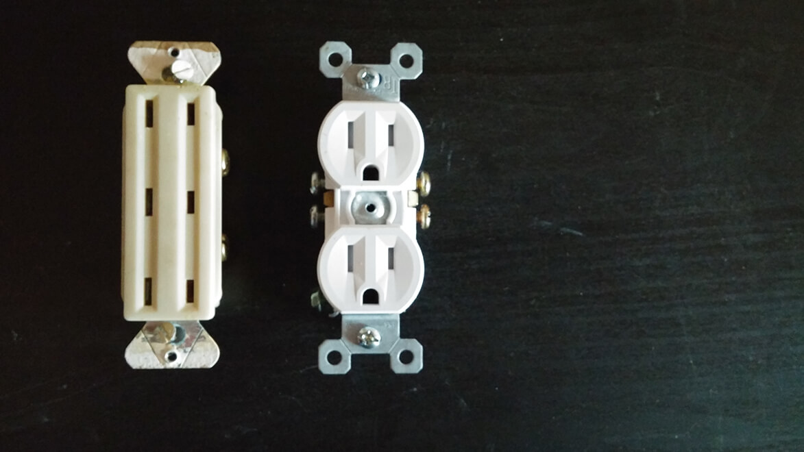 Upgrading To Three Prong Outlets With A Ground