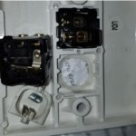 Electrical fault require emengency service