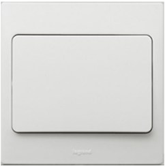 "Light switch white ""Legrand"""