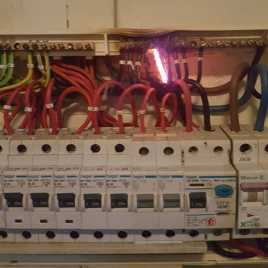 Power Failure Cause By Overload Cable