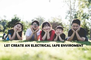 ET CREATE AN ELECTRICAL SAFE ENVIROMENT50