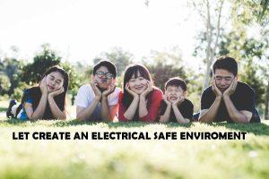 ET CREATE AN ELECTRICAL SAFE ENVIROMENT50