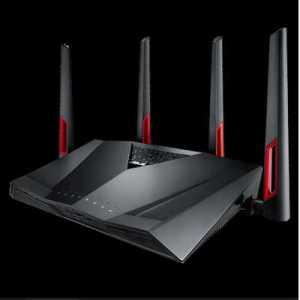 Asus AC88U router AC3100 Dual Band Gigabit WiFi Gaming Router