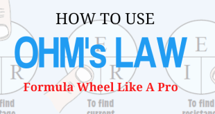 how to use ohms law