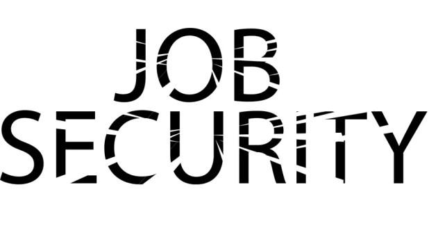 union vs non union job security
