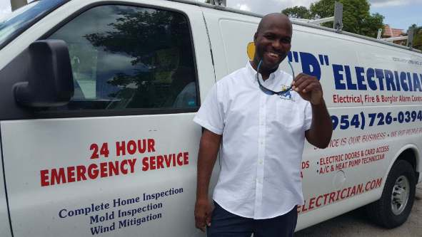 Electrician In Broward County