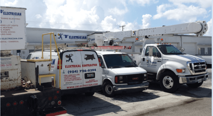 Electrical Repair & Service