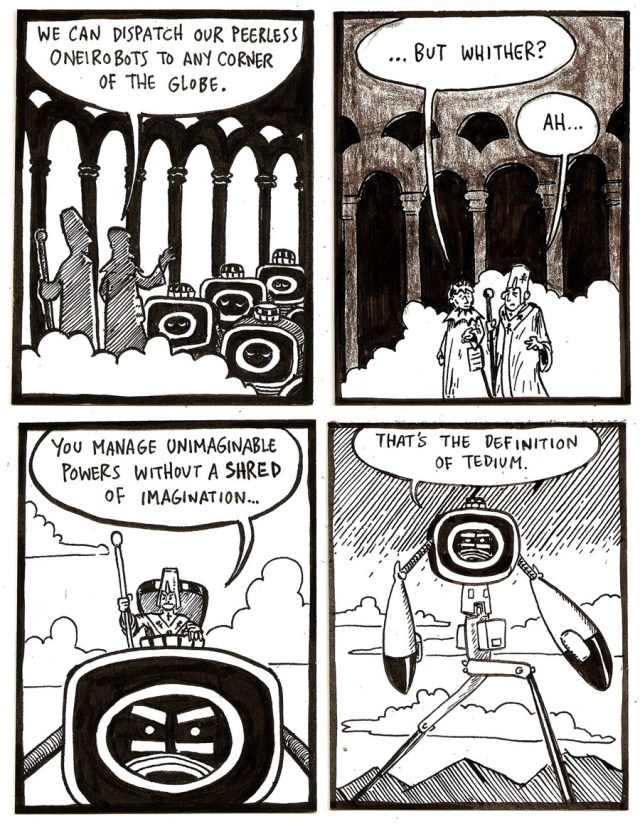 Isaac Cates, draw two panels, 6