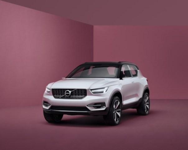 Volvo SUV prototype