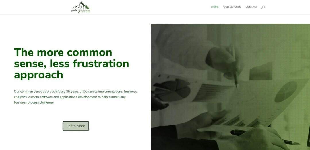 Calgary Website Design - Alpaca Systems