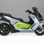 The New Bmw C Evolution Electricmotorcycles News It S Time