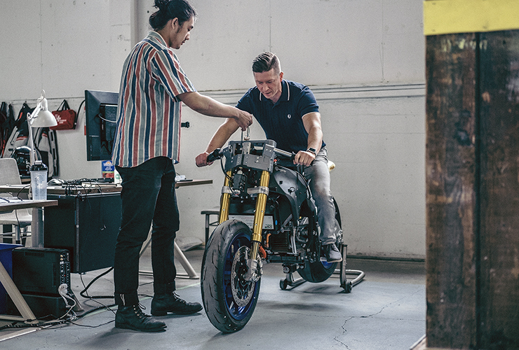 Damon Motorcycles |Electric Motorcycles News