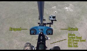 EMG-6 Flight #29 Flight Data (Video)