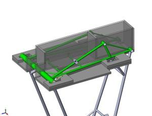 Wing Box Welding Fixtures