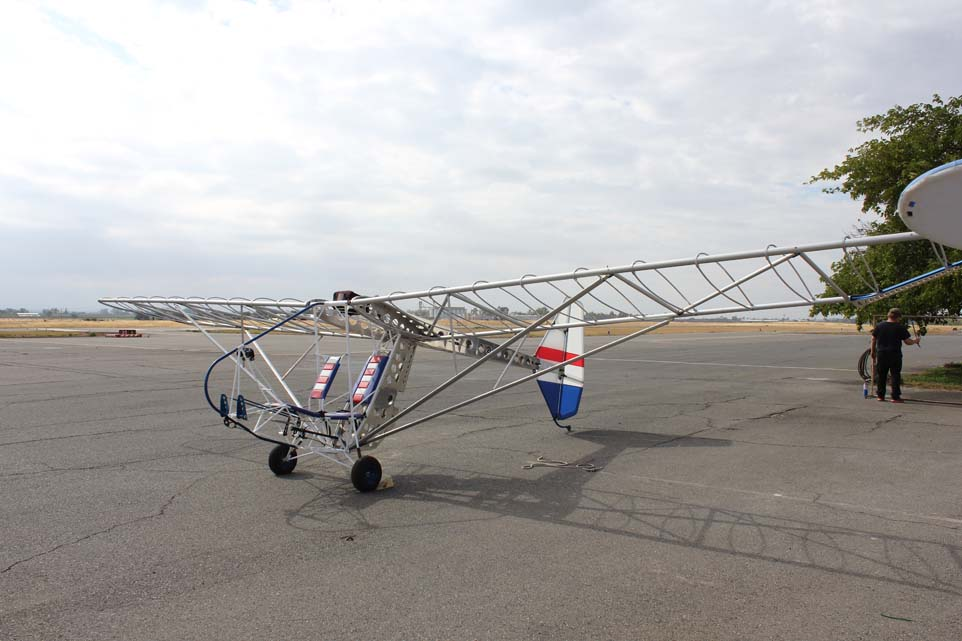 Hangar 7 Rainbow Aviation Main Landing Gear Modification Hangar 7