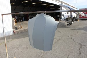 53-50 Wings to Fuselage Fairing