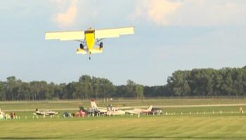 Hangar 7 Rainbow Aviation STOL Competition in 4K, AirVenture 2018