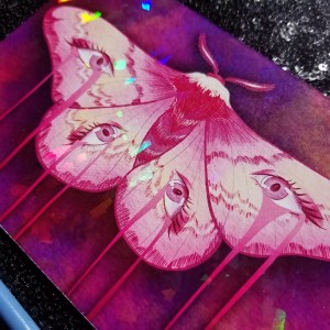 mystic moth painted fable