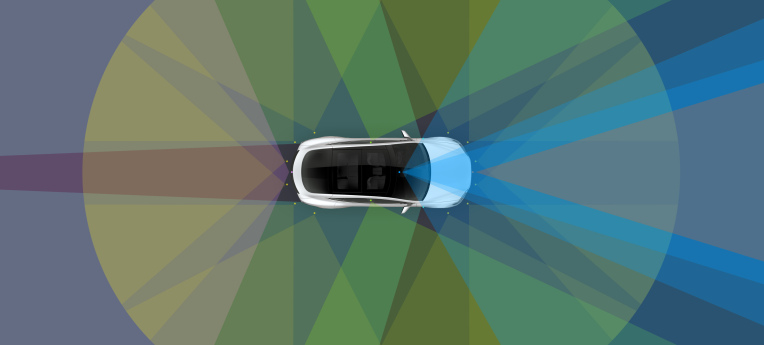 Musk targeting coast-to-coast test drive of fully self-driving Tesla by late 2017 | TechCrunch
