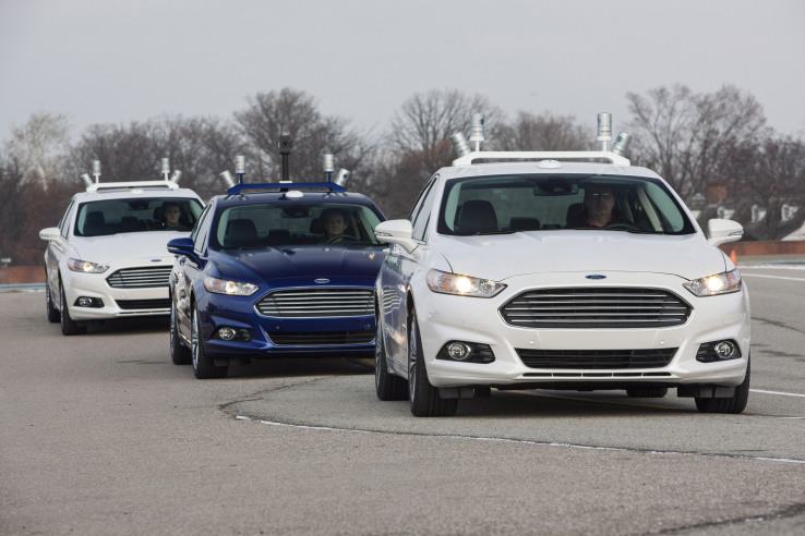 Ford will begin testing self-driving cars in Europe in 2017 | TechCrunch