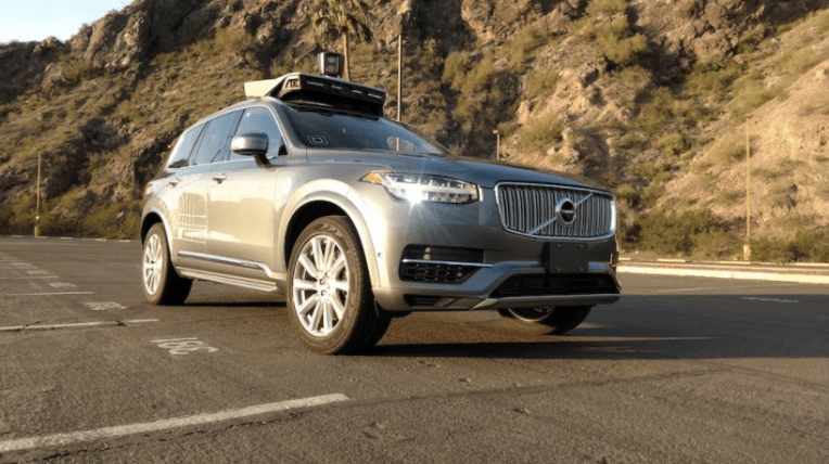 Self-driving Ubers are now picking people up in Arizona | TechCrunch