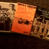 A few more new books, 'Reclaimed Books part 2'... and MORRISSEY!