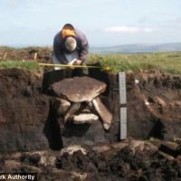 An intact Bronze Age burial on Dartmoor
