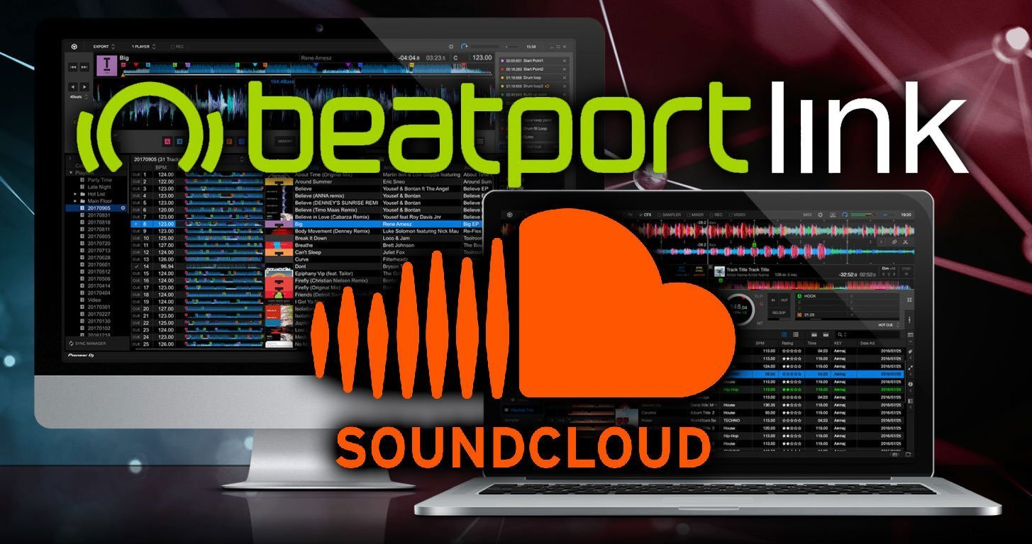 Beatport LINK and Soundcloud GO+ comes to rekordbox