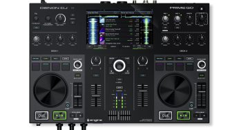 The battery powered Denon DJ Prime Go — didn't see this coming