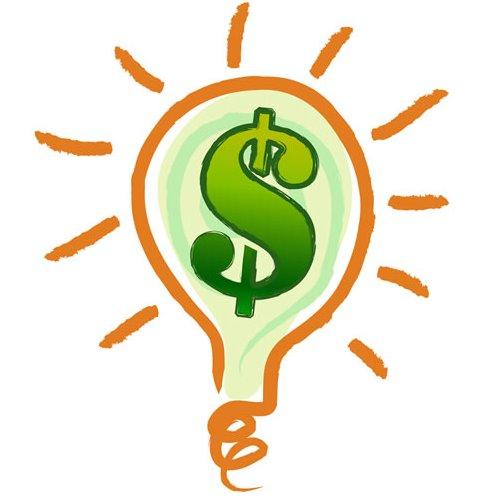 light bulb cost per kwh