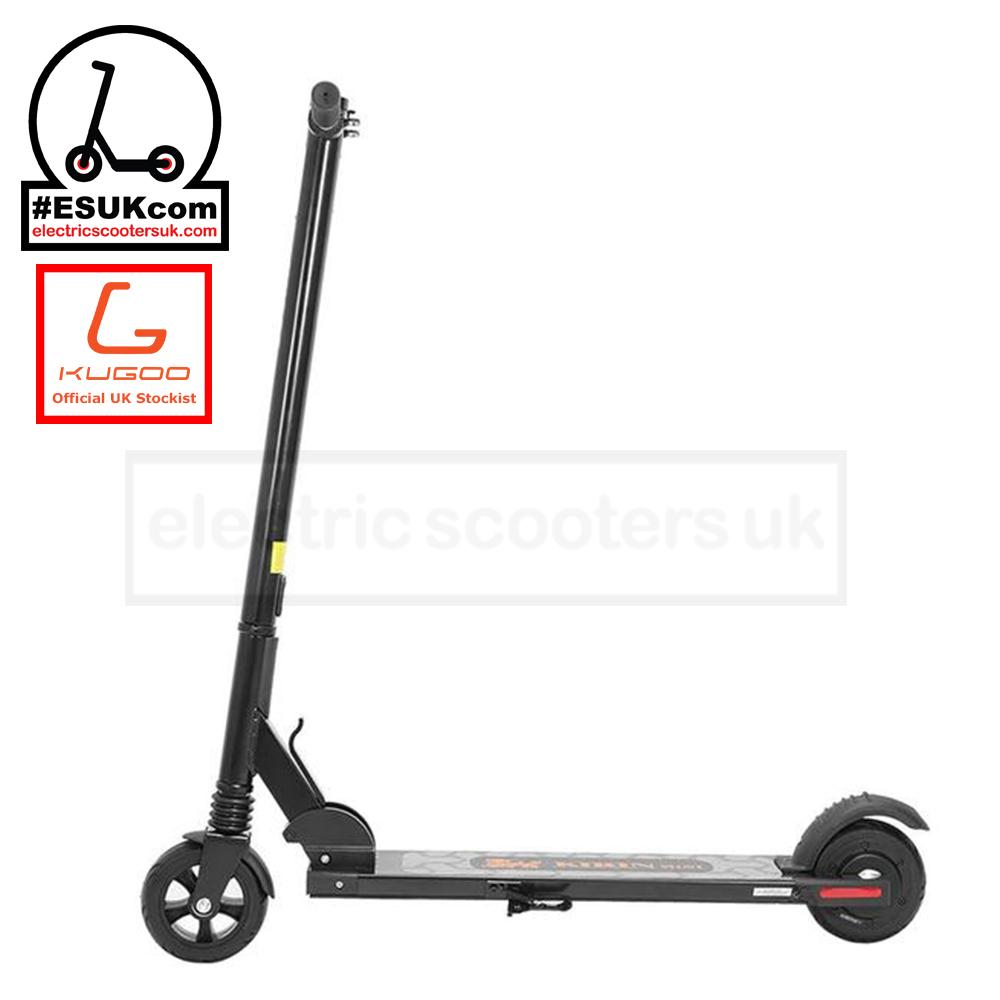 Kugoo Kirin S2 Mini Electric Scooter Black