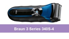 Braun 3 Series 340S-4 shaver review